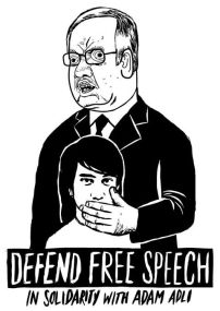 defend free speech