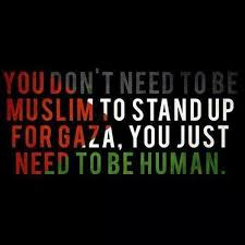 stand up for gaza