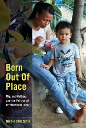 born out of place book cover