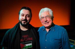 Avi Shlaim & Osama Qashoo